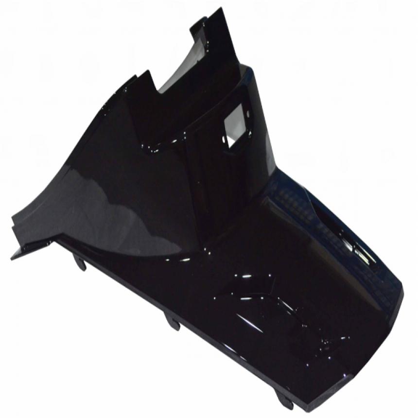 e-Scooter 2.0: Istuimen alapuolen keskimuoviosa, musta