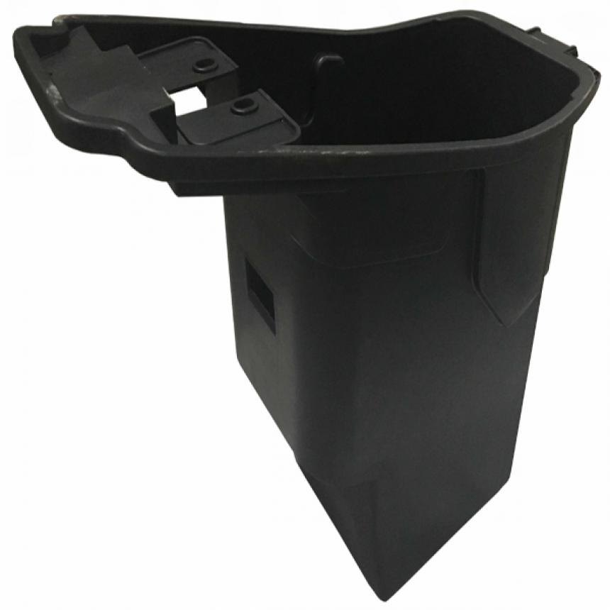 e-Scooter 2.0: Tavaratilan muoviosa
