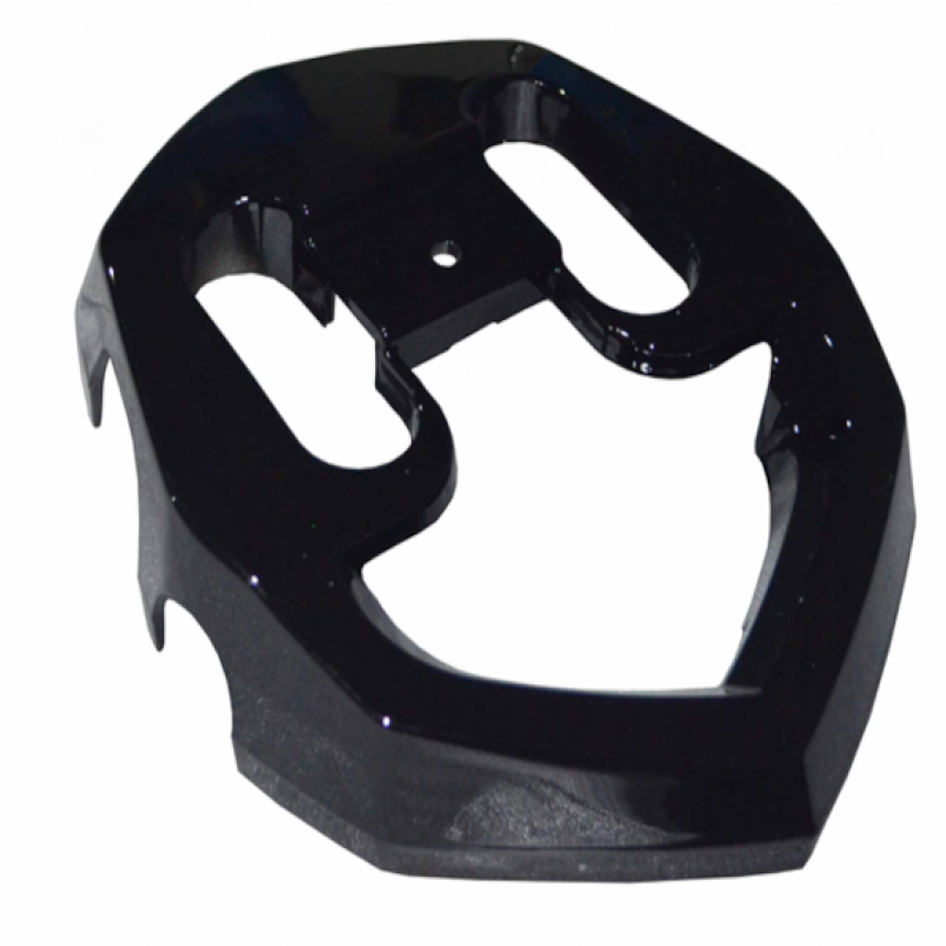 e-Scooter 2.0: Ohjaustangon suojamuovi, musta