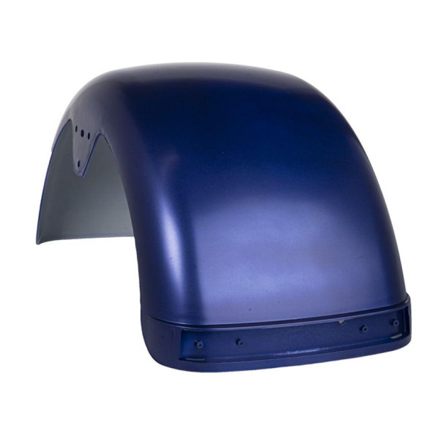 Kruiser 2.0 Premium Pack: Takalokasuoja, mattasininen
