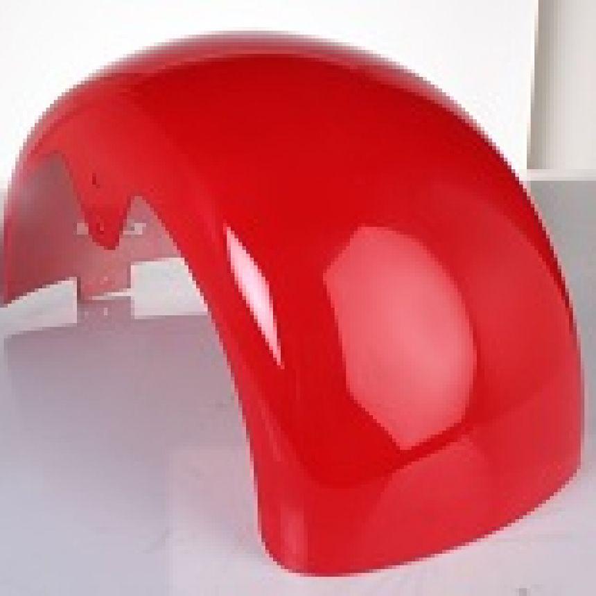 Kruiser 2.0: Takalokasuoja, punainen