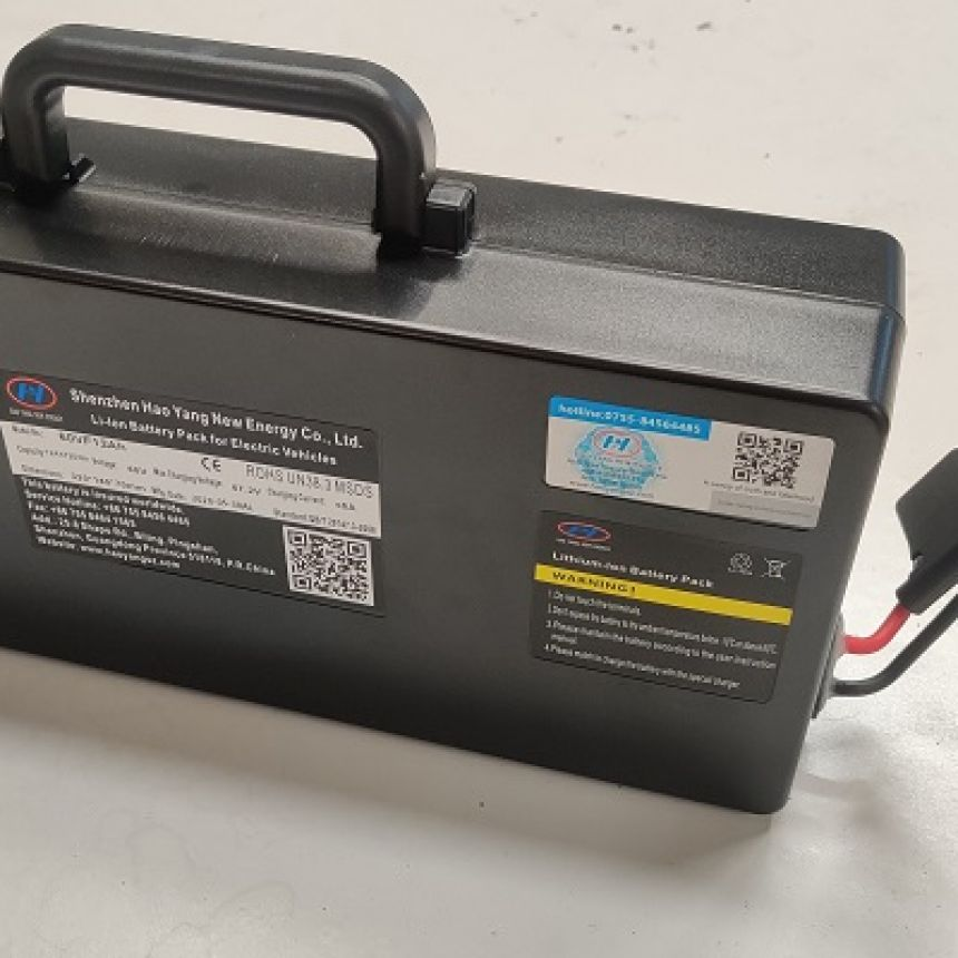 Kruiser 2.0: Akku 0,7 kWh