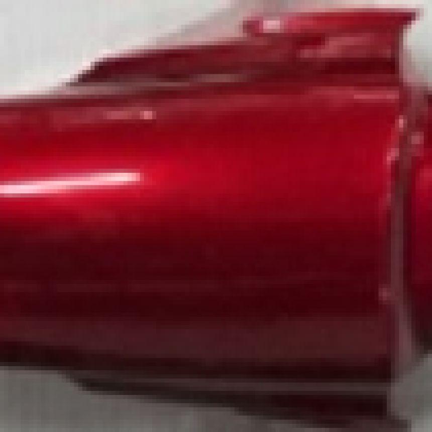 Autokruiser: Etulokasuoja punainen