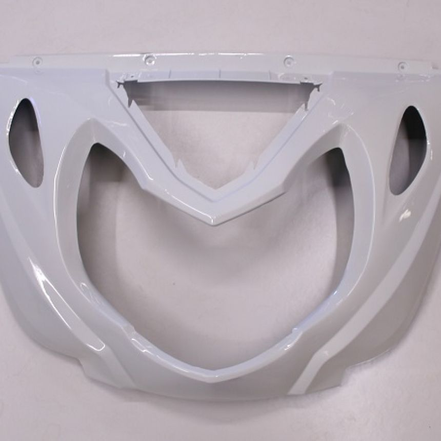 Autokruiser: Keulamaski valkoinen