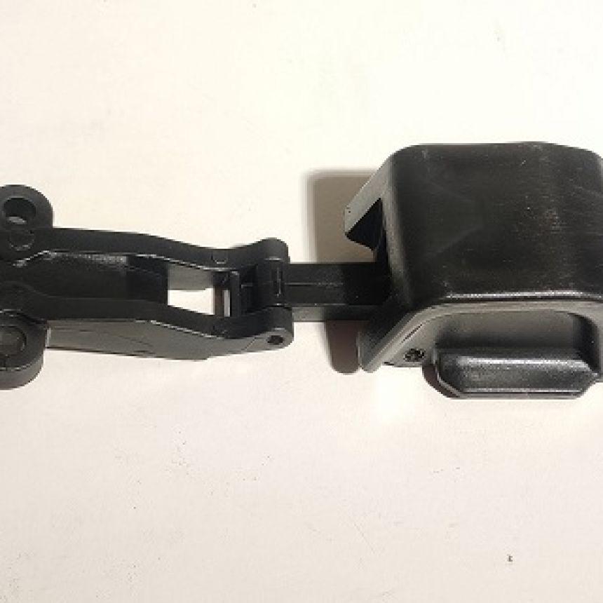 Autokruiser: Kattoikkunan avausvipu