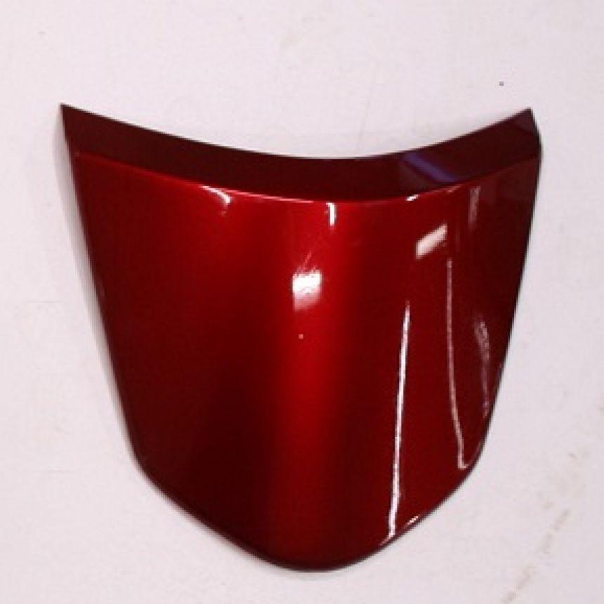 Silverfox Four: Etukatteen kansi punainen