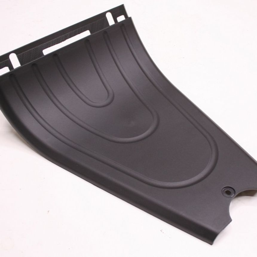 Kruiser Long Range: Jalkatilan etuosan muovisuojus