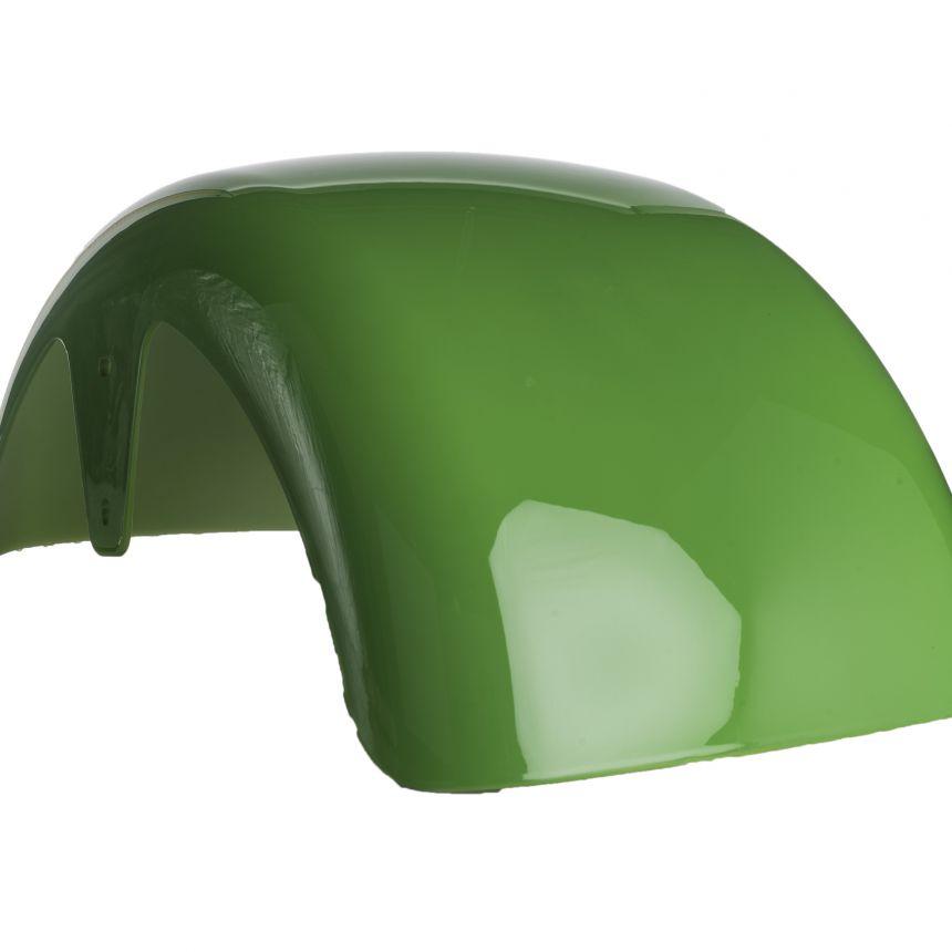 Kruiser: vihreä lokasuojapari